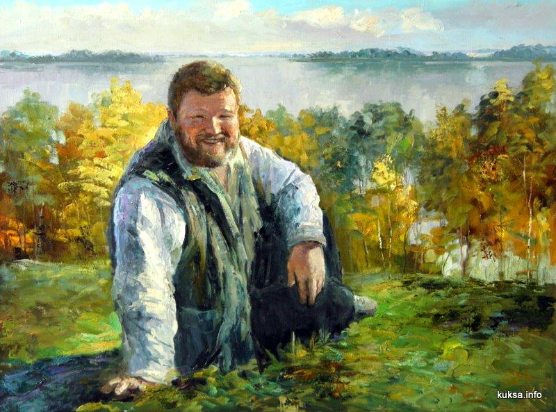 Михаил Сергеевич Евдокимов. Портрет
