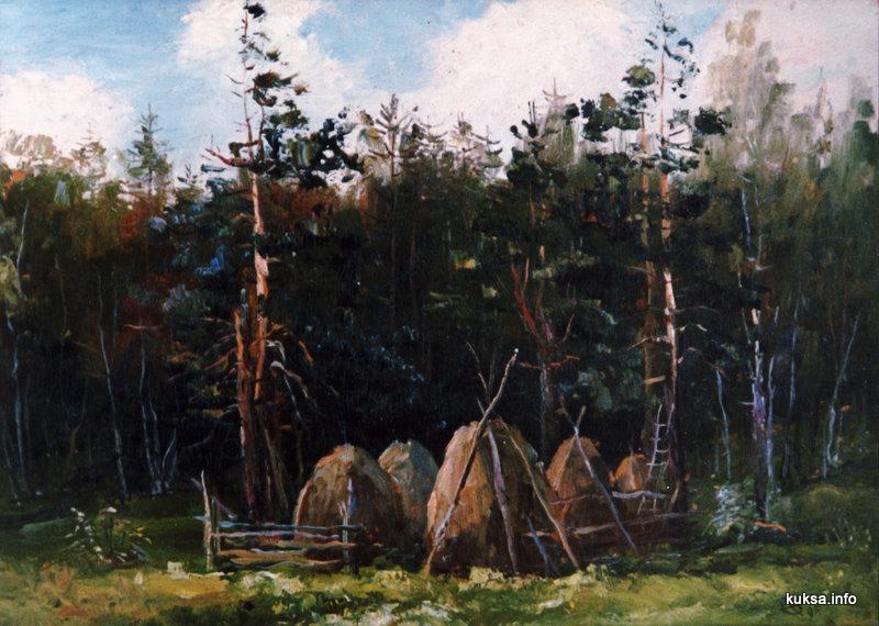 Пейзаж(ретроспектива. 1995- 2010)