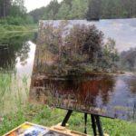 Почти Серовский пруд
